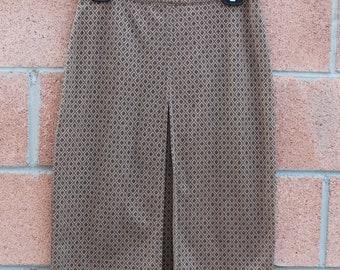 90's skirt printed skirt