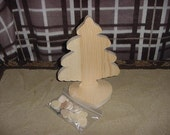 All Hearts Come Home For Christmas Tree (Wood Kit)