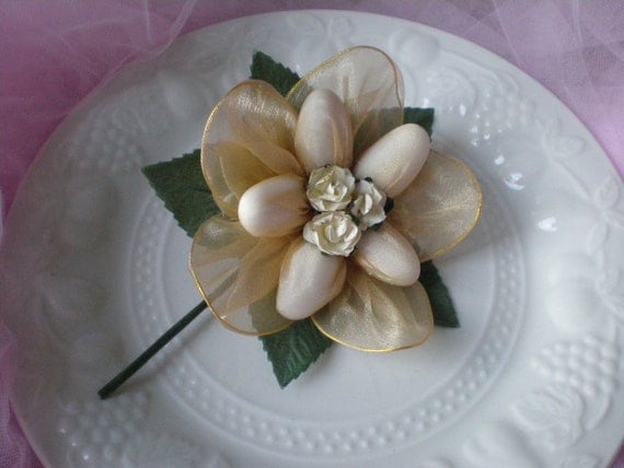 Orchid Flower Wedding Favour, Wedding Receptions, Favours, Wedding Accessories, Almonds, Anniversaries, Celebrations, Decorations,
