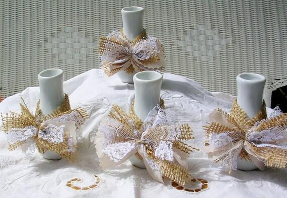 tulle fabric burlap vases lace office decor trim etsy