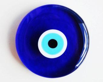 Circle Evil Eye Paperweight - PWG04