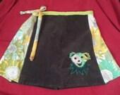 Grateful  Dead Bear Skirt