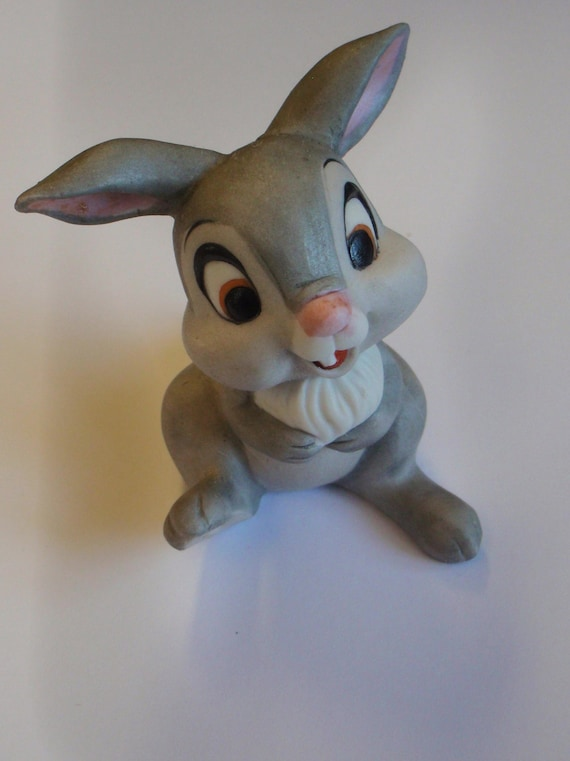 Vintage Walt Disney Productions Thumper From Bambi