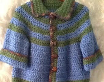 little boys sweater size 2 to 3