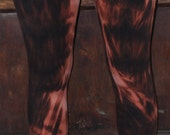 Acid Wash Leggings