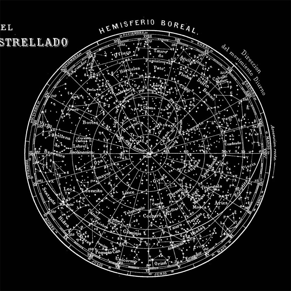 astronomy charts northern hemisphere - photo #10