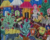 Brilliantly Colorful Handmade Colombian Arpilleras