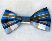 Vintage Fabric Toddler/Mens Bow Tie