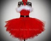 Santa Baby Tutu Dress