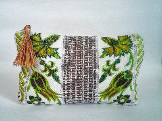 Sultan Ethnic Style  Zipper Pouch