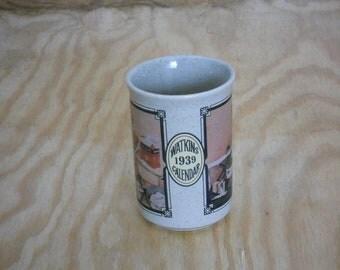 Watkins 1939  Calendar Cup