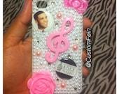 Custom Pink Drake iPhone Case