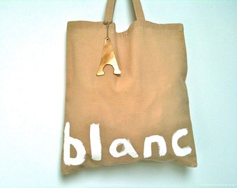 Blanc TOTE Bag / Eve Damon