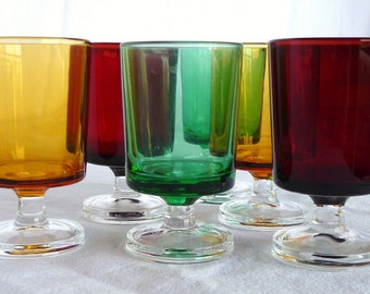 Luminarc Cavalier, 7.5cm liqueur glasses, set of 6