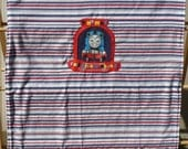 Handmade baby blankets/quilts for pram or carseat - 3 to choose from - Thomas the Tank Engine and Bears
