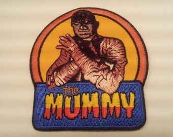 the mummy monster patch