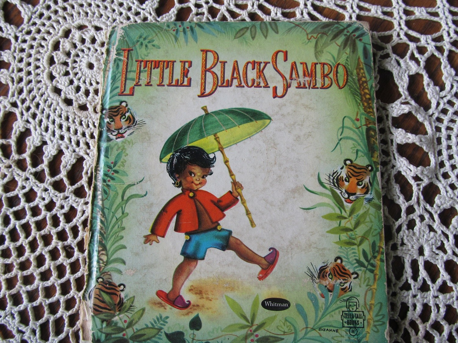 A Must For Your Library Book Collection Little Black Sambo