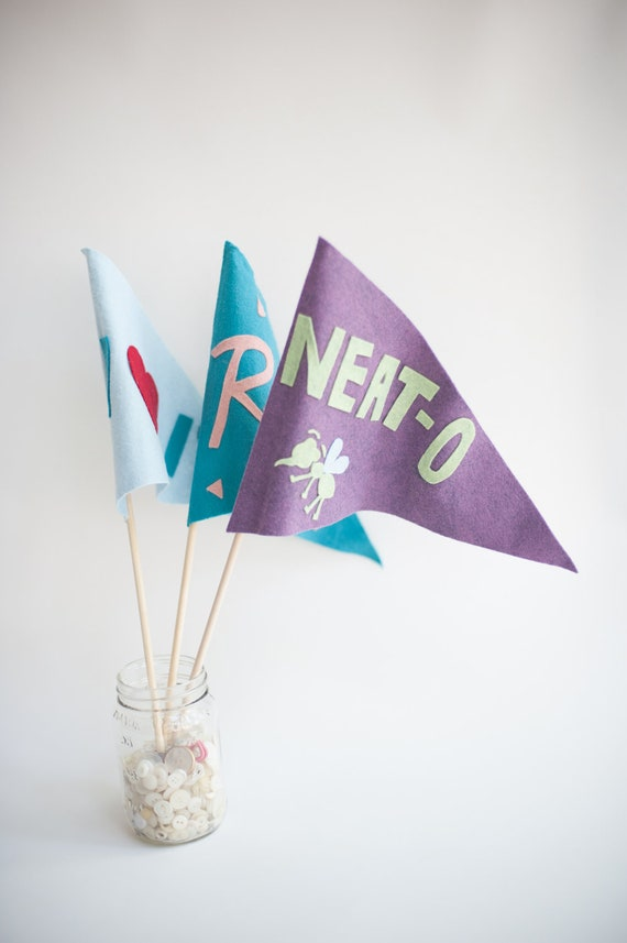 Wedding Send-Off Flags for Ceremony, Bridesmaids, Groomsmen, Flower Girl, Ring Bearer