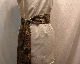 Camouflage / Camo Wedding Sash for Bride & Bridesmaids / 5 different Camos available
