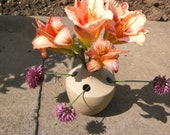 Vintage flower display vase vessel from 1960's