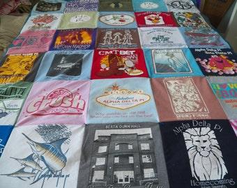 30 T-Shirt Quilt