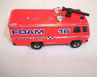 Matchbox Command Vehicle 1980