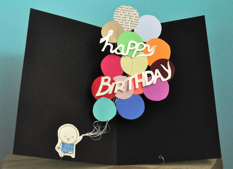 Pop-Up Birthday Card B...