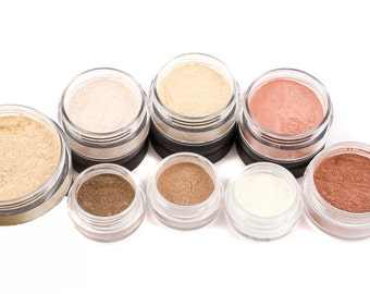 50% off Christmas in July | 10pc TRY IT Mineral Makeup Kit