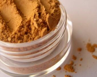 PUMPKIN SOUFFLE - Eyeshadow Mineral Makeup Pure & Natural Vegan Pigment Eye Color - Matte or Shimmer