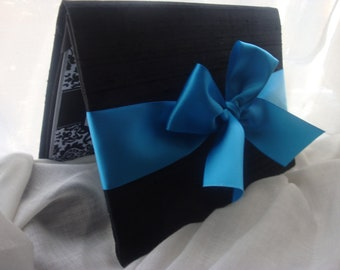 Silk Dupioni Folio with Box