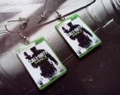 Call of Duty: Modern Warfare 3 MW3 Game Earrings