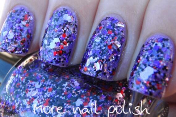 Drizzt Hand made custom nail polish