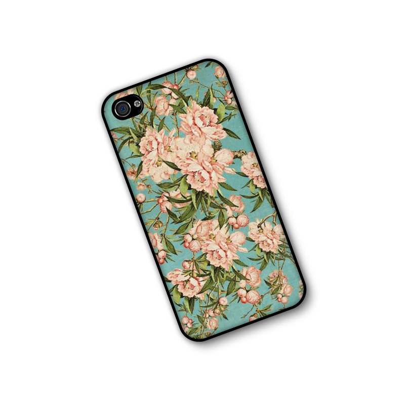 Cases Iphone 4s Vintage Iphone 4 Case Vintage Floral