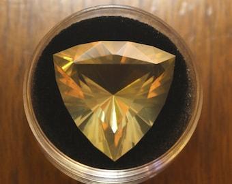 Oro Verde Quartz Trillion