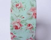 Washi Tape - Pretty rose pattern