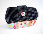 Polka Dot Beauty Bag