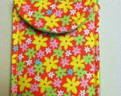 Bright Flowers Cell Phone Case
