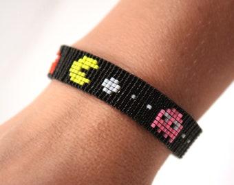 Pac-Man Bracelet