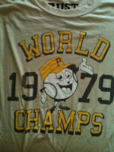 Vintage Pittsburgh Pirates T Shirt