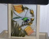 Dragonfly Bird Feeder