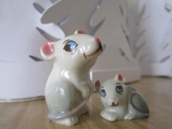 on SALE - Wade ceramic mice