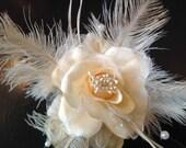 Bridal Hair Accessory  Elegant