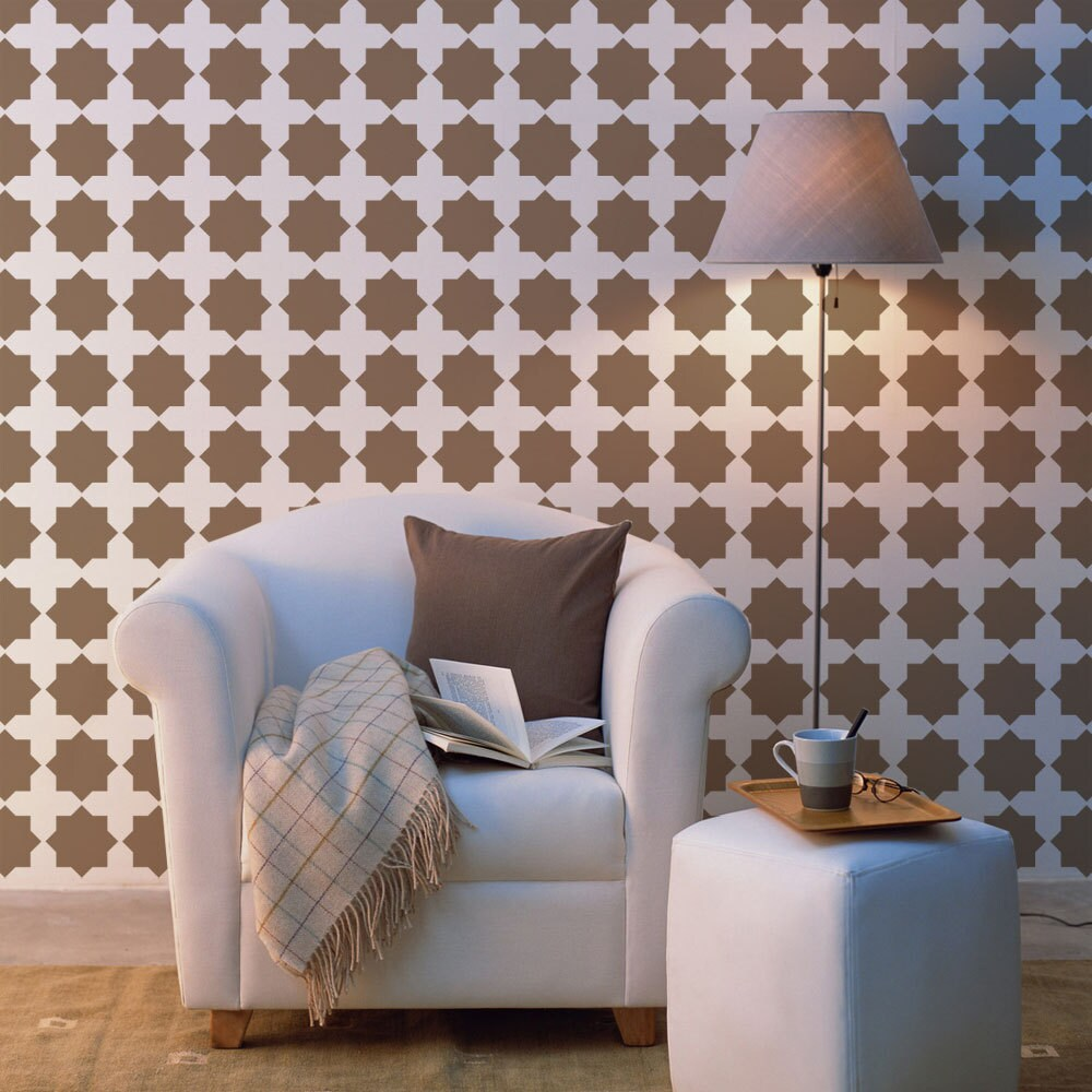 Diamond wall stencil images home wall decoration ideas diamond wall stencil gallery home wall decoration ideas diamond wall stencil image collections home wall decoration amipublicfo Image collections