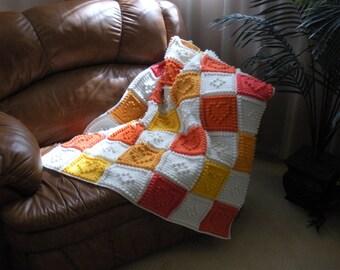 DREAMY pattern for crocheted blanket