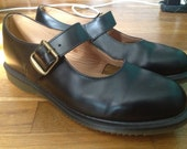 Dr martens black Mary Jane size 9/40