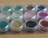 Microbeads for Caviar Manicures