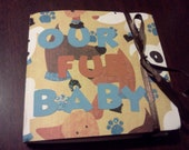 Premade Paperbag Doggie Album