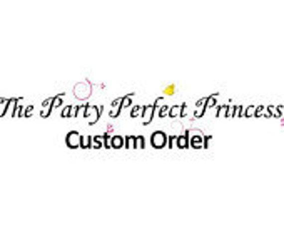 Custom Order for JRupp
