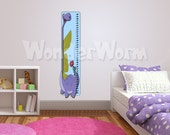 Dinosaur Growth Chart, Kids Height Chart & Wall Decal growth charts for children