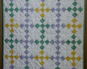 Baby Quilt Repoduction 100% Cotton